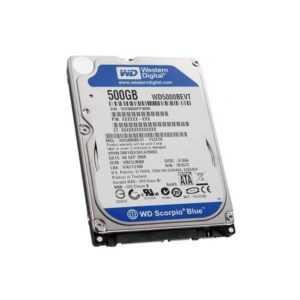HDD 500Gb, Жесткий диск 500Gb WD Blue 2.5
