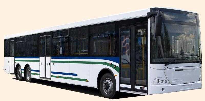 Переоборудование пассажирского транспорта