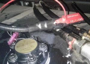 Монтаж и установка датчика уровня топлива