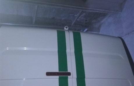 Монтаж систем видеонаблюдения на автотранспорт