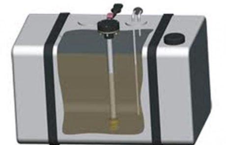 Тарировка, калибровка датчика топлива ДУТ