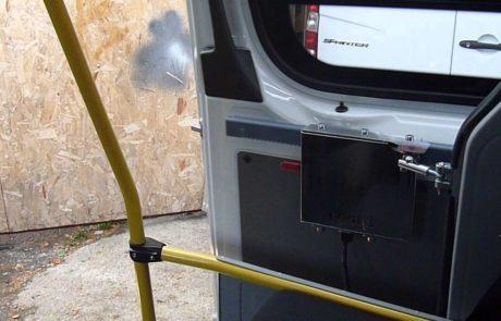 Услуги по монтажу пассажирского автотранспорта