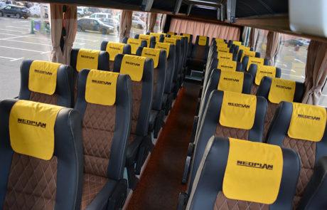 Установка и замена сидений на автотранспорт