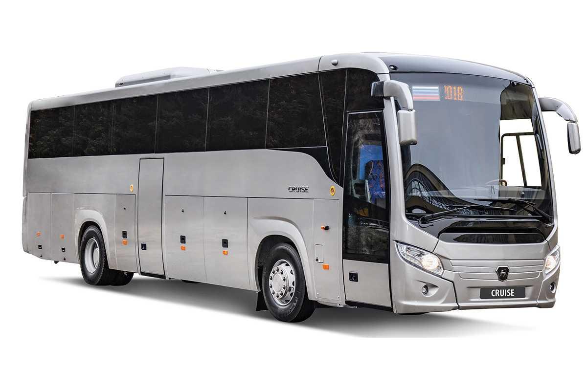 Комплексная система видеонаблюдение и рейсоуказатели для автобусов среднего класса