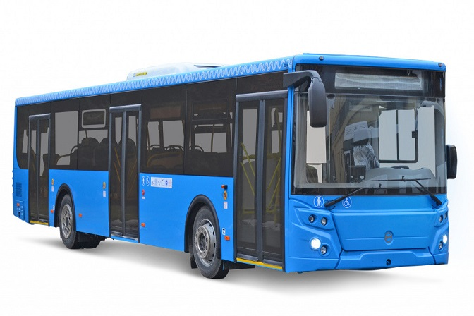 Комплексная система видеонаблюдения для автобусов большого класса