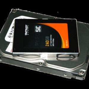 Видеорегистраторы на SSD/HDD носителях