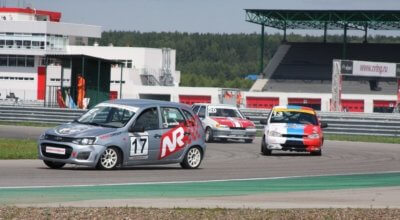 Чемпионата NLS 1600S