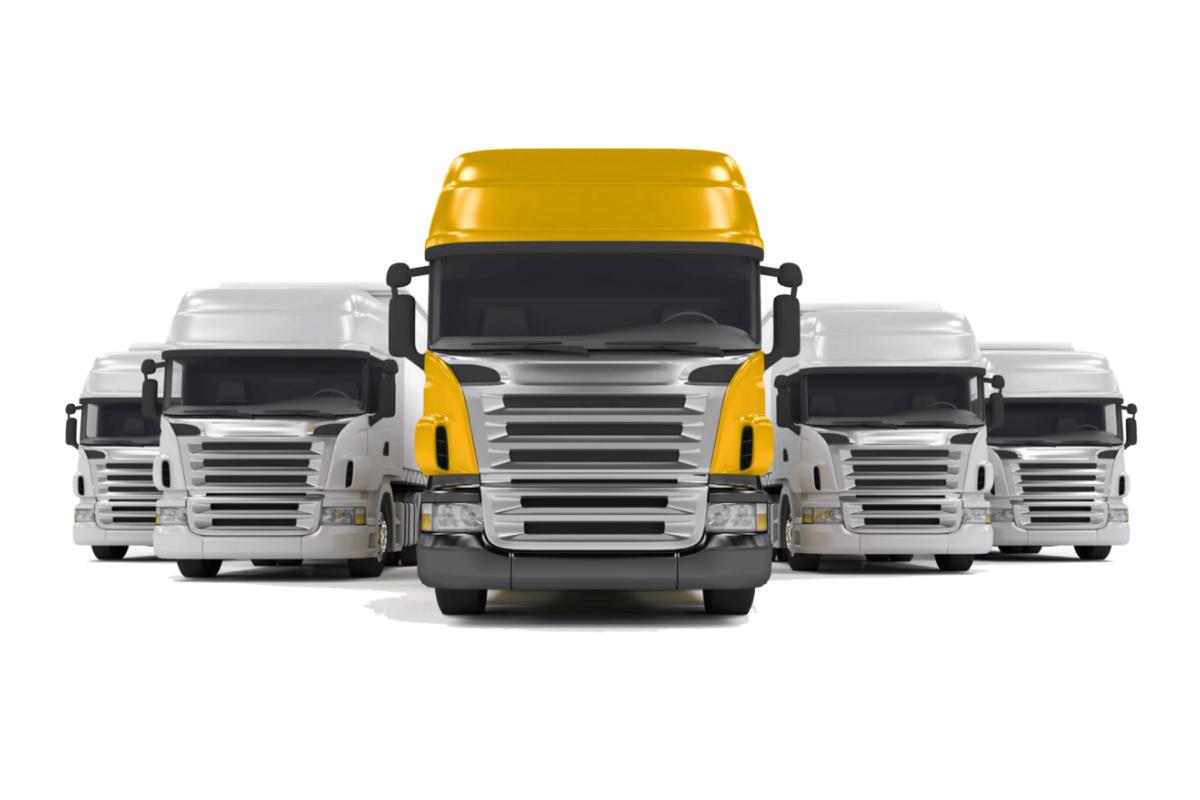 Комплексное решение для грузового транспорта